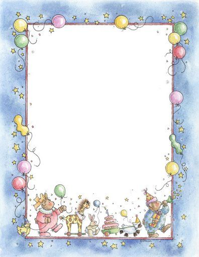 picture regarding Free Printable Baby Borders for Paper known as Pin via Connie Flores upon Iv been Framed Kid clip artwork
