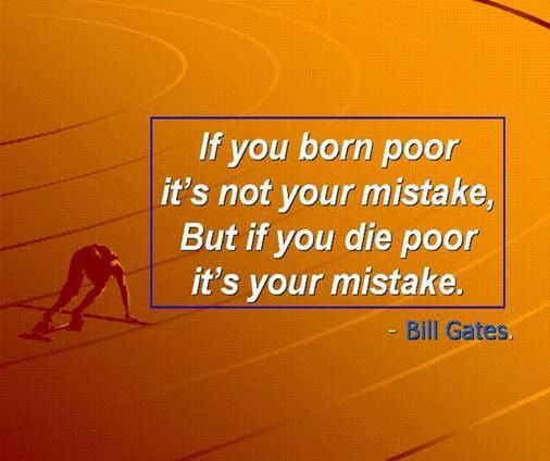 A Motivating Quote from Bill Gates! #inspiration #quotes #dreams #motivation #beautiful