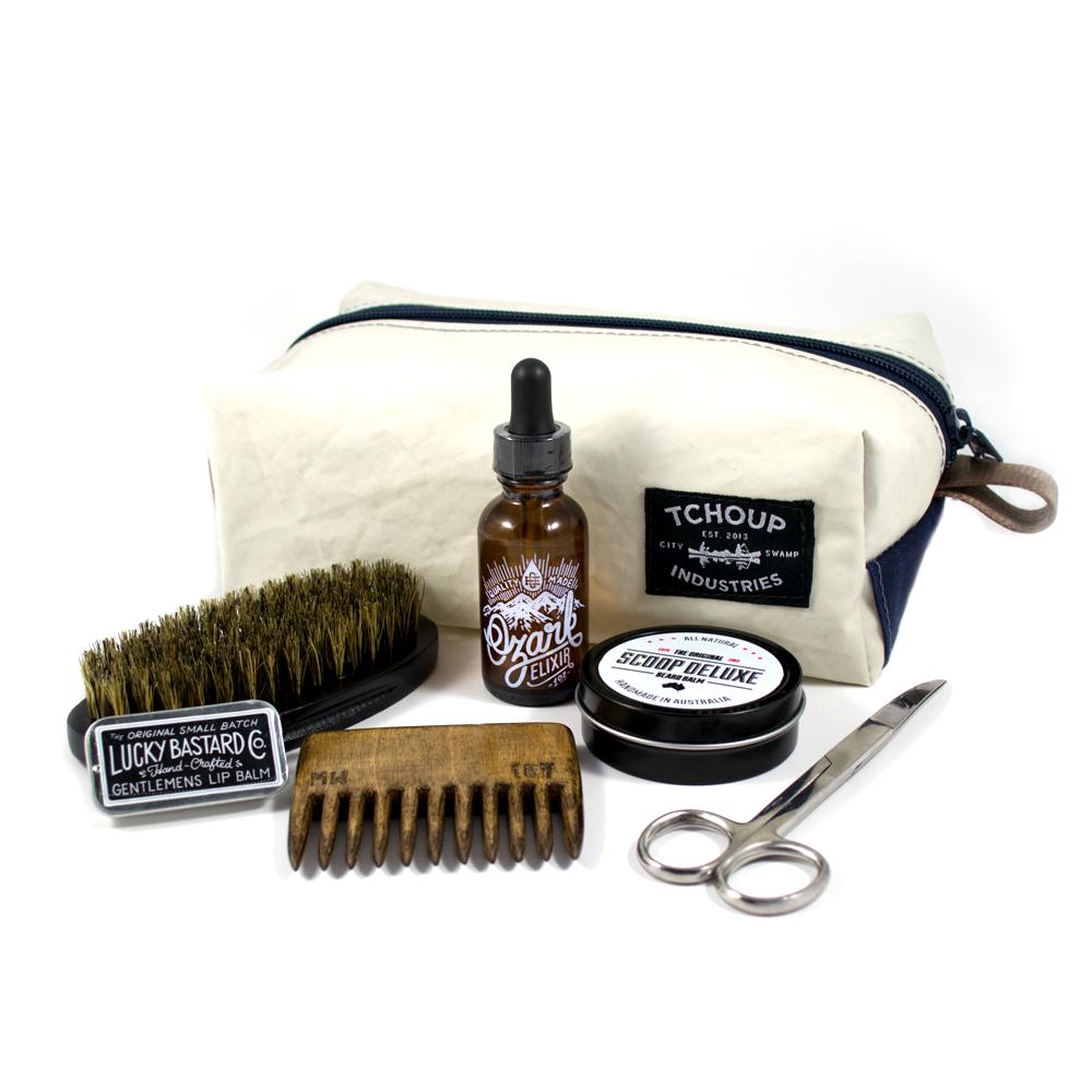 Beard Care Travel Kit 1 / McClaren Woodshop
