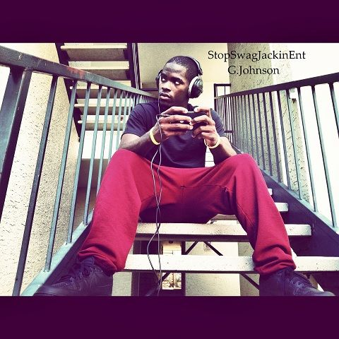 Single: G. Johnson - CRANK UP : Download Now ! #newmusic