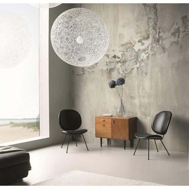 Tapete Beton Wandbild 14439908 - 5qm Fototapeten Pinterest - moderne tapeten fürs wohnzimmer