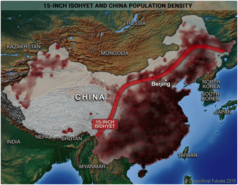 5 Maps That Explain Chinau0027s Strategy