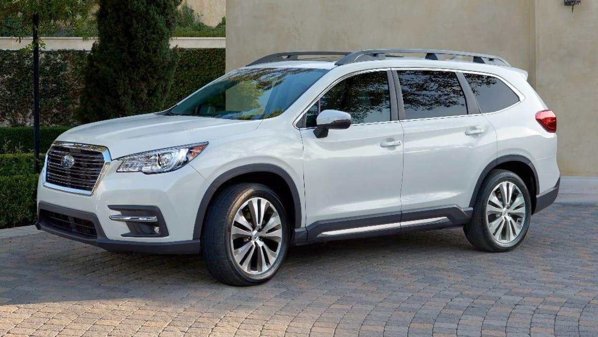 Subaru Targets Families With New Ascent 3 Row Suv Its Largest Ever Vehicle Subaru Outback Subaru Mini Van