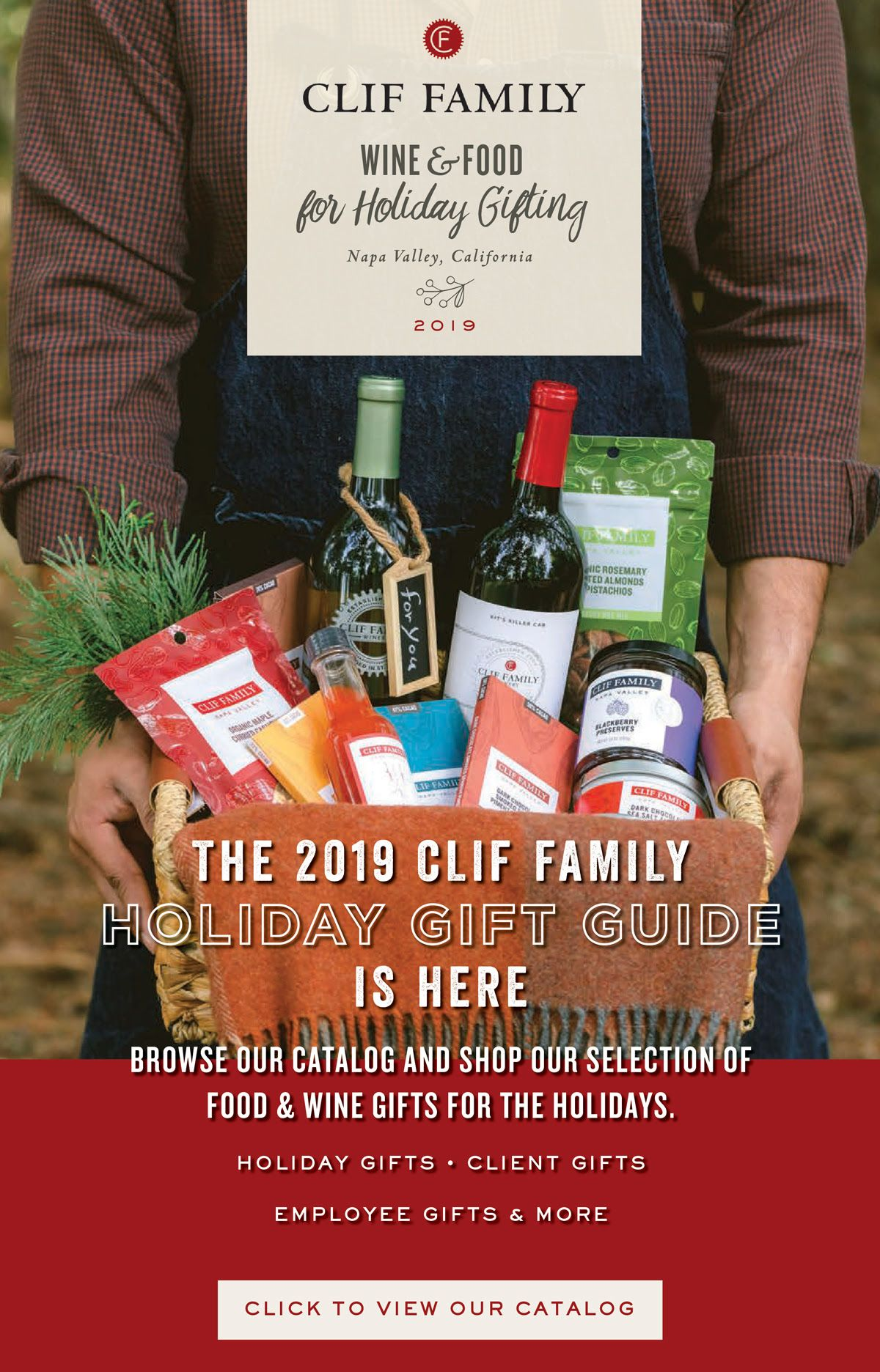 Get Started On Holiday Gifts Now Wine Country Gift Baskets Wine Gifts Family Holiday Gifts