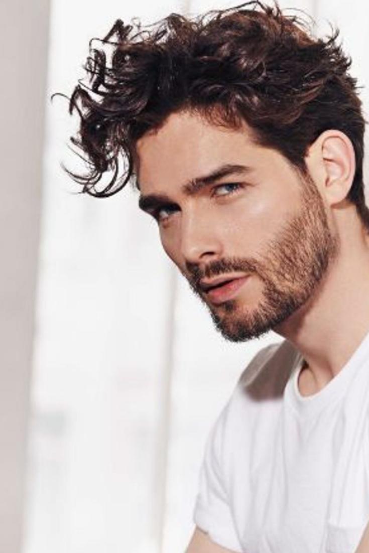 Boucler Ses Cheveux Homme : boucler, cheveux, homme, Coupe, Cheveux, Homme, Printemps-été, Fabio, Salsa, Coiffure, Homme,