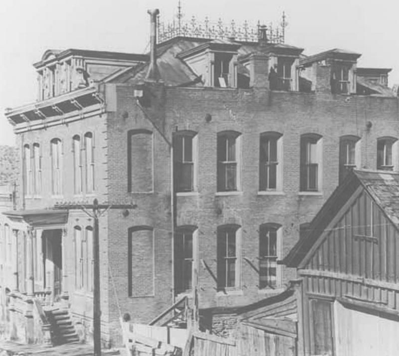 Virginia City : Photo Details :: The Western Nevada Historic Photo Collection