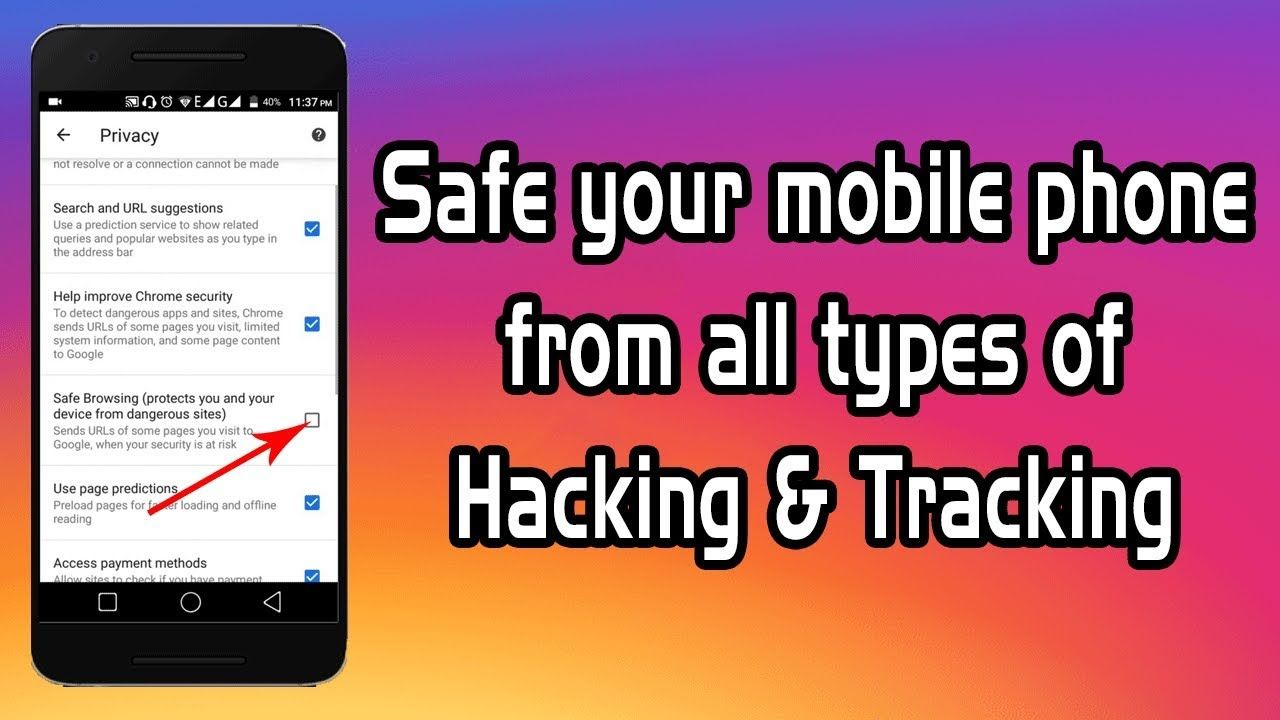 Secure Your Android Device For Lifetime And Safe From All Hacking