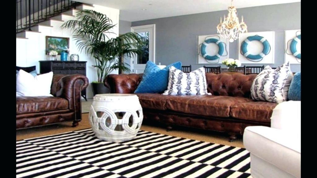 Graue Wände Brown Couch Innenarchitektur 2018 Pinterest - wohnzimmer braun ideen