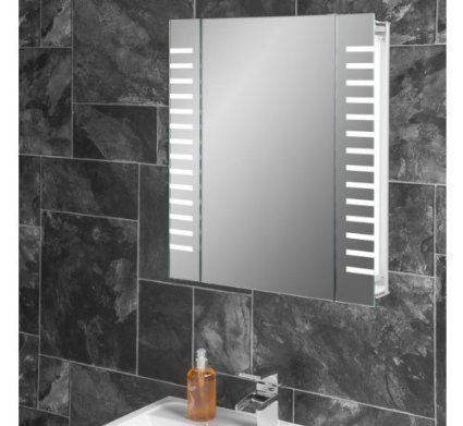 Platinum Range 16003 Amazon Co Uk Kitchen Home Southwest Lighting Ltd 259 99 600 X450 Led Mirror Bathroom Bathroom Mirror Cabinet Mirror Cabinets