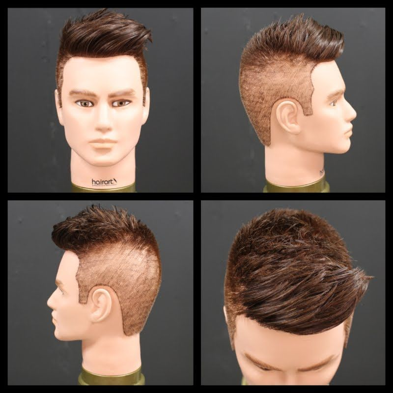 Adam Lambert New Cinnamon Spice Haircut Color Thesalonguy Hairstyles For School Hair Styles Cool Hairstyles