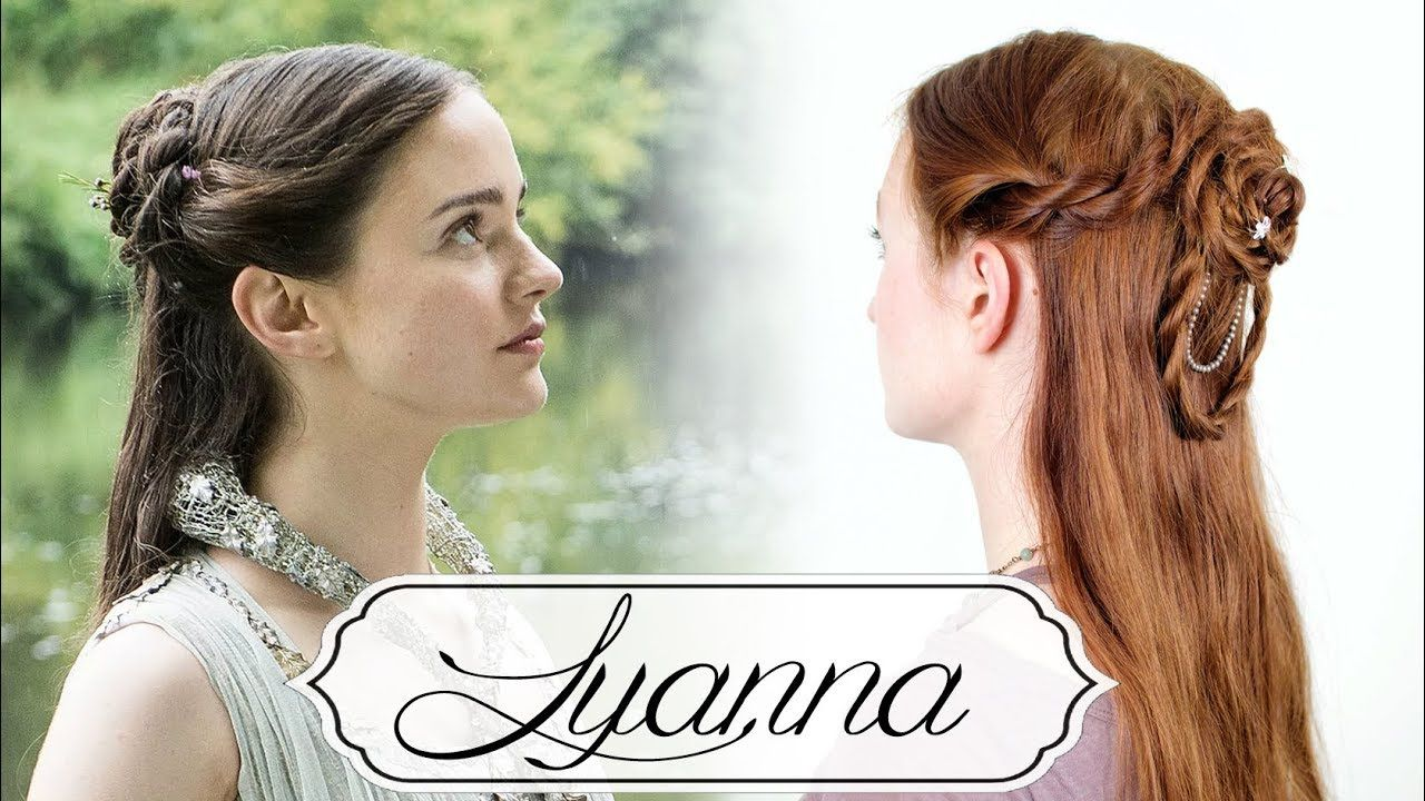 game of thrones braid tutorial - lyanna stark & rhaegar