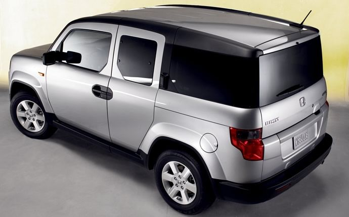 2007 Honda Element Sc Want An All Black Or Silver And Black One