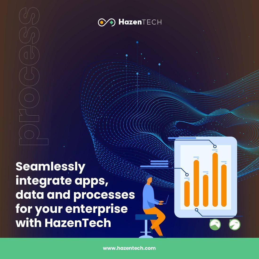 Hazentech Plays A Crucial Role In Providing Enterprise Application Integration Services A Enterprise Application Integration Enterprise Application Enterprise