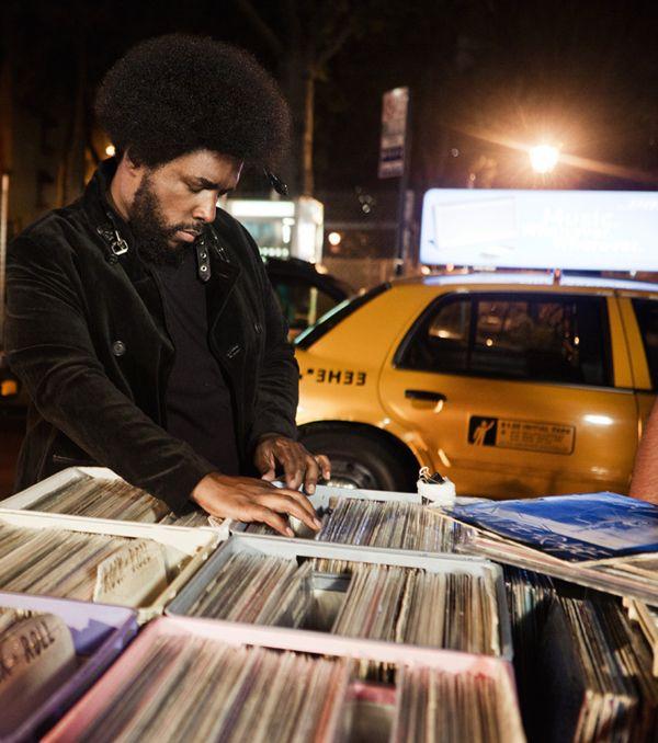 Questlove Diggin In The Crates Vinyl Tap Vinyl