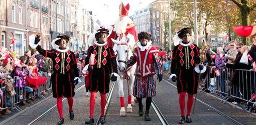 Sinterklaas parade 2013 (Or: The Hague version) | Life in the Hague