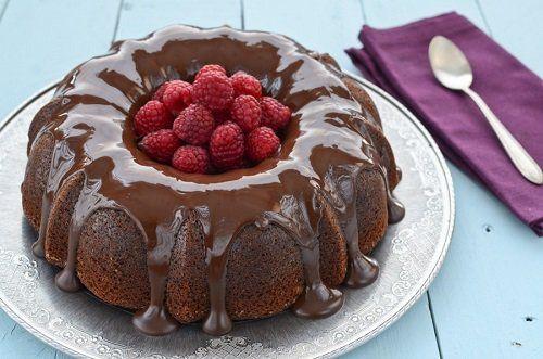 أفكار بسيطة لـ تزيين الكيك بالصور طريقة Desserts Perfect Cake Sweets