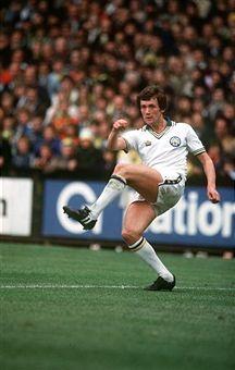 Trevor Cherry Leeds United 1978