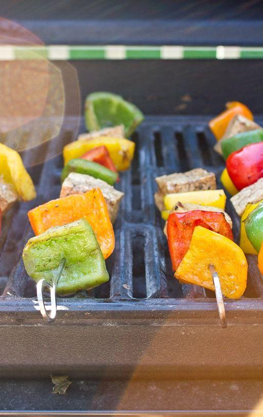 Vegetarian Grilling Ideas