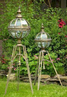 dome terrarium reminiscent of Jules Verne from MUSEUM OUTLETSglass dome terrarium reminiscent of Jules Verne from MUSEUM OUTLETS