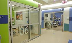 Ann & Robert H. Lurie Children\'s Hospital of Chicago\'s ER rooms ...