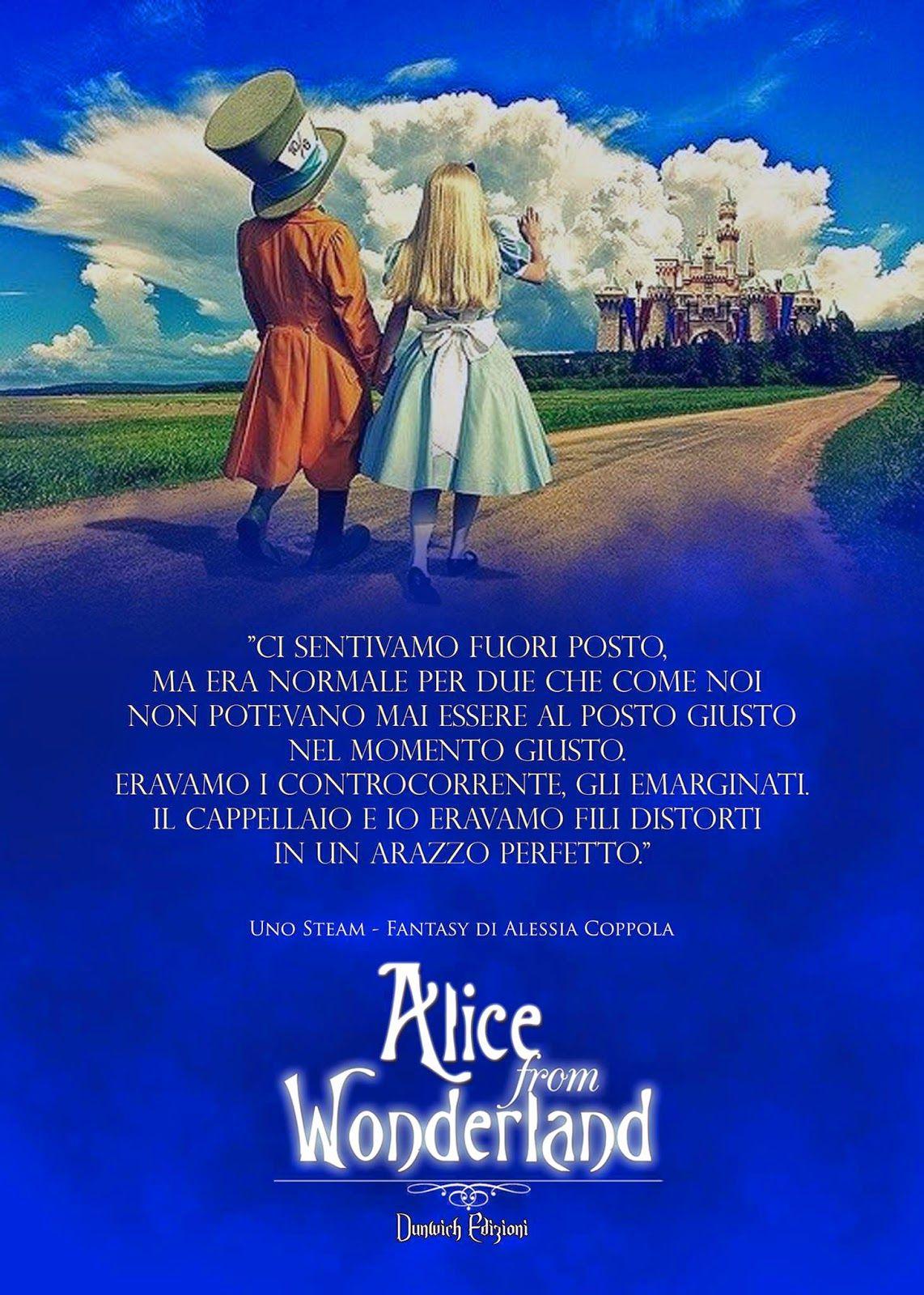 Risultati Immagini Per Alice Nel Paese Delle Meraviglie Frasi
