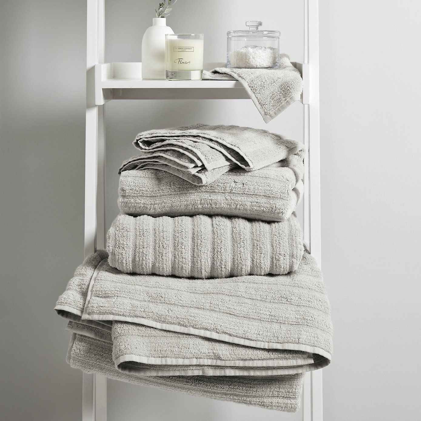 Hydrocotton Bath Towels Simple Hydrocotton Towels  White Company Towels And Bungalow Decorating Design