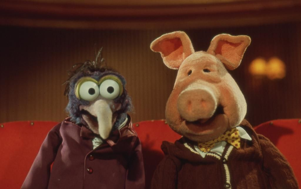 Gonzo On The Muppet Show Jim Henson Cartoon