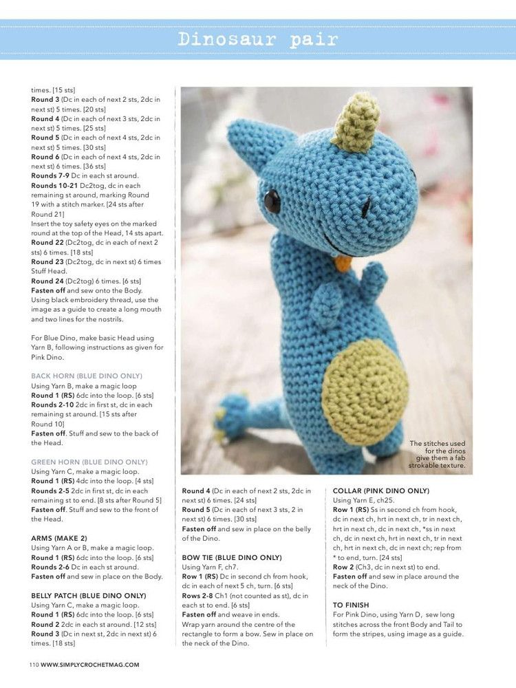 Simply Crochet Amigurumi Collection Vol  2 2017 - 轻描淡写
