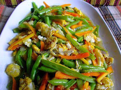 Resep Telur Orak Arik Sayuran Pedas   Aneka Resep Masakan ...