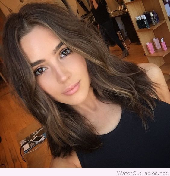 Cool Shoulder Length Hair Cut Watchoutladiesnet Pinterest - Cool hairstyle medium length hair