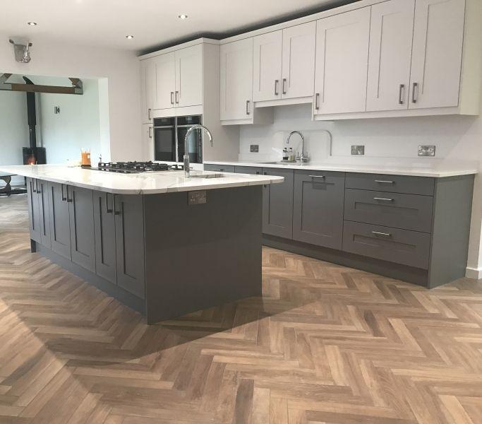 Best Real Kitchens Milton Keynes Kitchen Decor Grey Grey 400 x 300