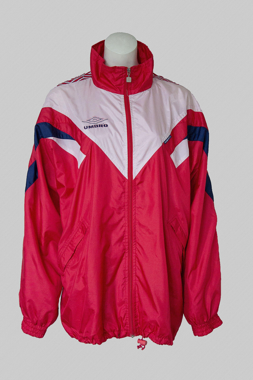 umbro rain jacket mens