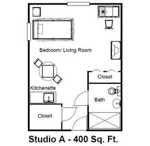 3d Floor Plan Image 0 For The Studio Floor Plan 400 Sqft Studio Apartment Floor Plans Studio Floor Plans Studio Apartment Decorating