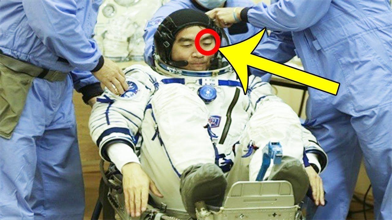 أشياء غريبة تحدث لرواد الفضاء في وكالة ناسا أخبر بها القران قبل 1400 عام Facebook Posts