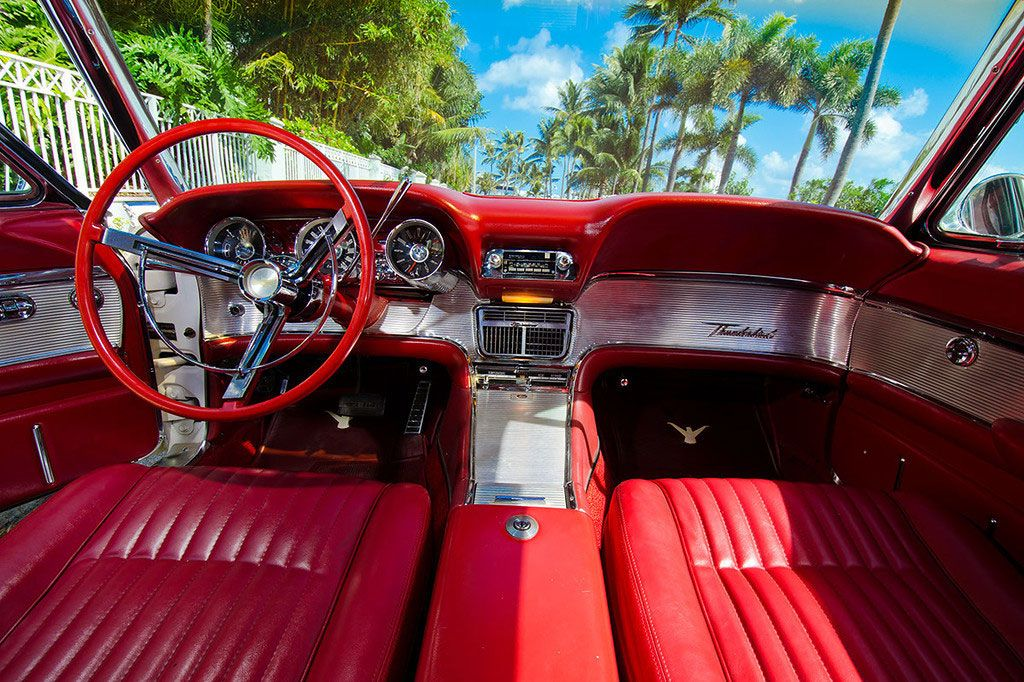 Georgia Luxury Motors >> 1961 thunderbird | 1961 Ford Thunderbird convertible ...