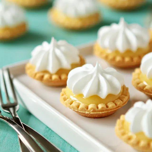 Mini Lemon Meringue Pies   - Tea Party Fundraiser - Mini Lemon Meringue Pies   - Tea Party Fundrais