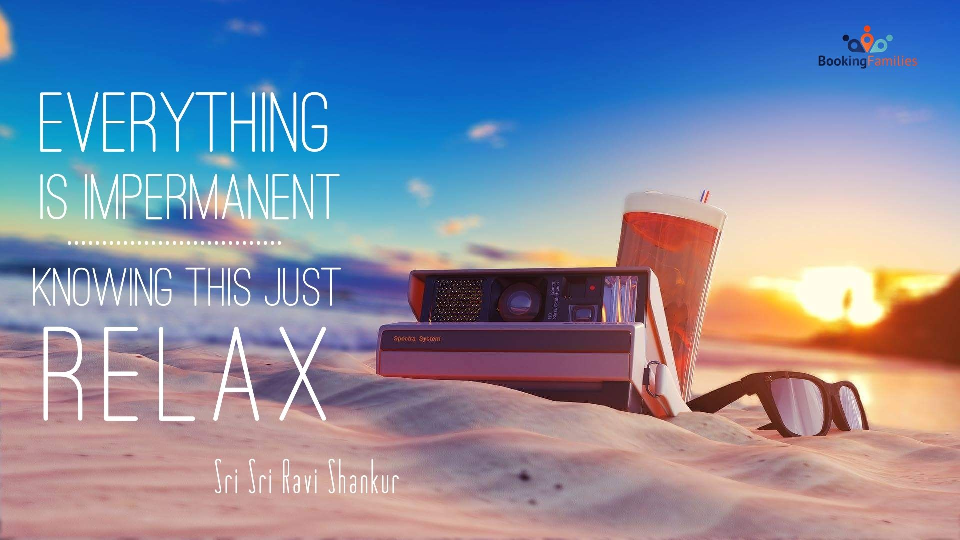 Travel Quotes Relax Summer Beach Holiday Vacation Joy Sun