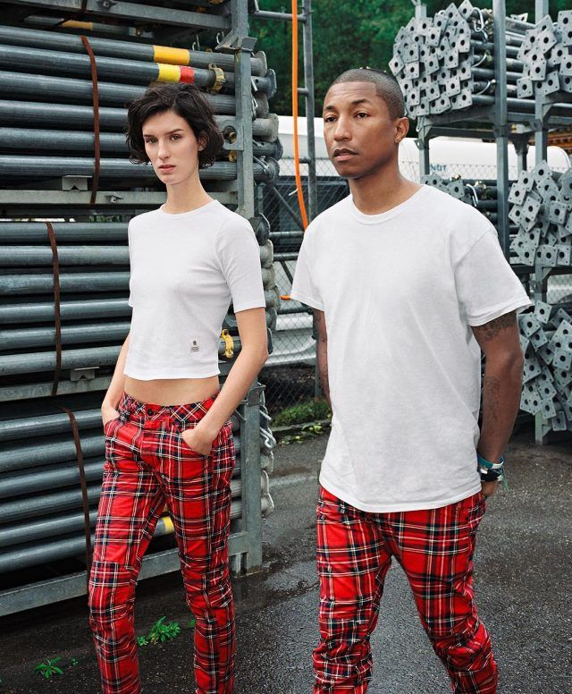 619deb79d188 Pharrell And G-Star RAW Launch SS17 Elwood X25 Collection