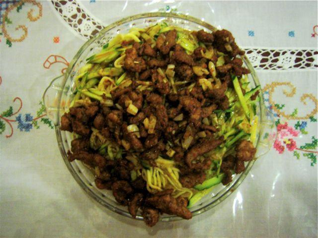 Xinjiang recipes sirikash kebab or kebab with yellow noodles food food xinjiang recipes forumfinder Image collections
