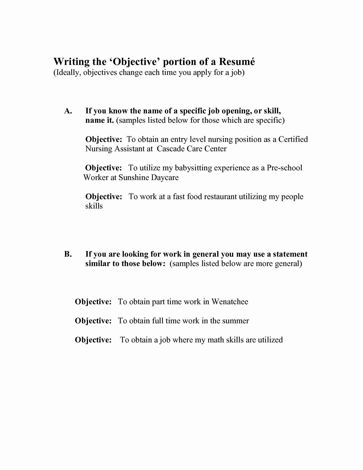 full time nanny resume samples