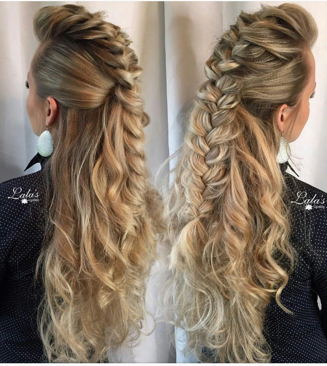 Like what you see follow me for more uhairofficial trenzas