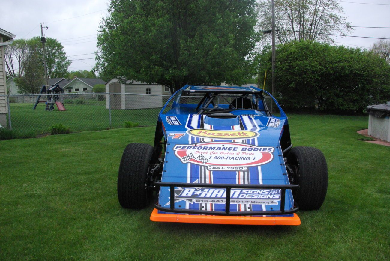 2016 photos from the H7 Racing Team  Dean McGee drives the