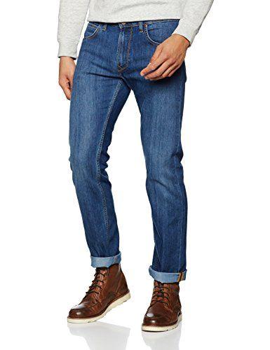 Daren Zip Fly, Jeans Hombre, Azul (True Blue), W36/L30 (Talla del Fabricante: 36) Lee