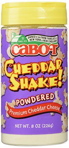 Cabot Cheddar Shake Powdered Popcorn Premium Cheddar Chee... https://www.amazon.com/dp/B007CLY0F6/ref=cm_sw_r_pi_dp_x_Lwmdzb12X1DXY