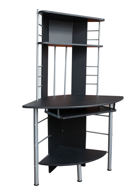 20 Tall Corner Computer Desk