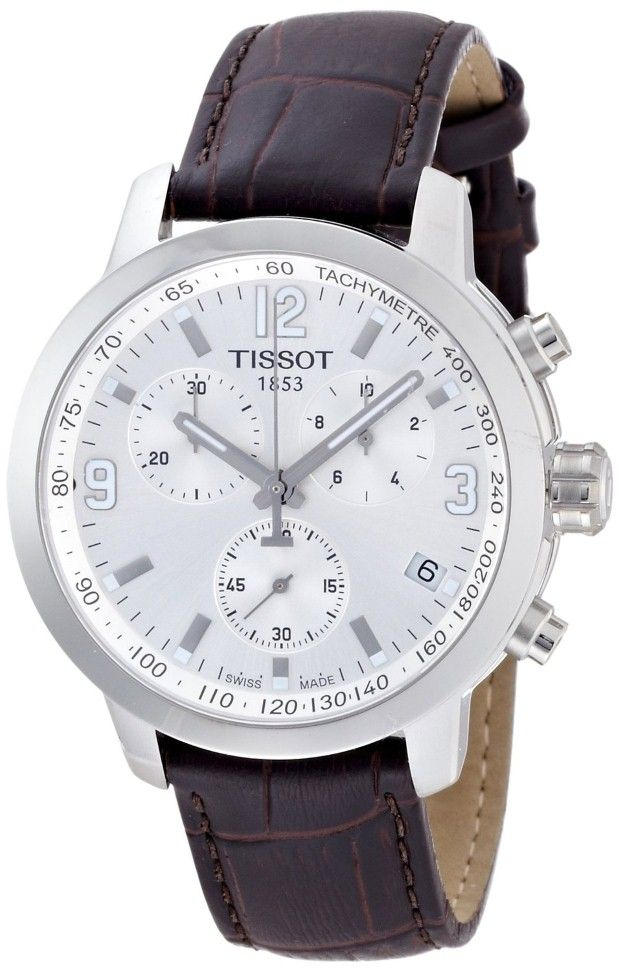0a39c950ef3 Tissot Men Watches   Tissot Chronograph Silver Dial Men s Quartz Watch -  T055.417.16. Relogios HomemMens ...