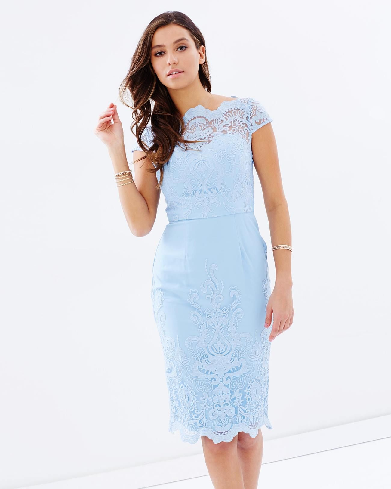 edc0b800a2 Elegancka sukienka wieczorowa chi chi london na wesele