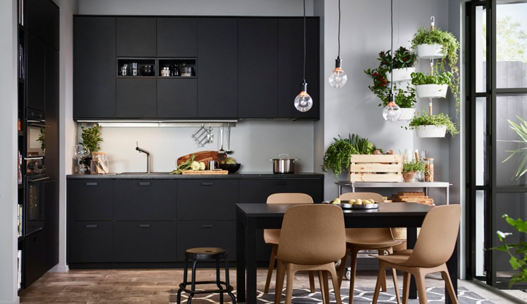 METOD/KUNGSBACKA | Cucina - IKEA | Kitchen | Pinterest | Cucina and ...