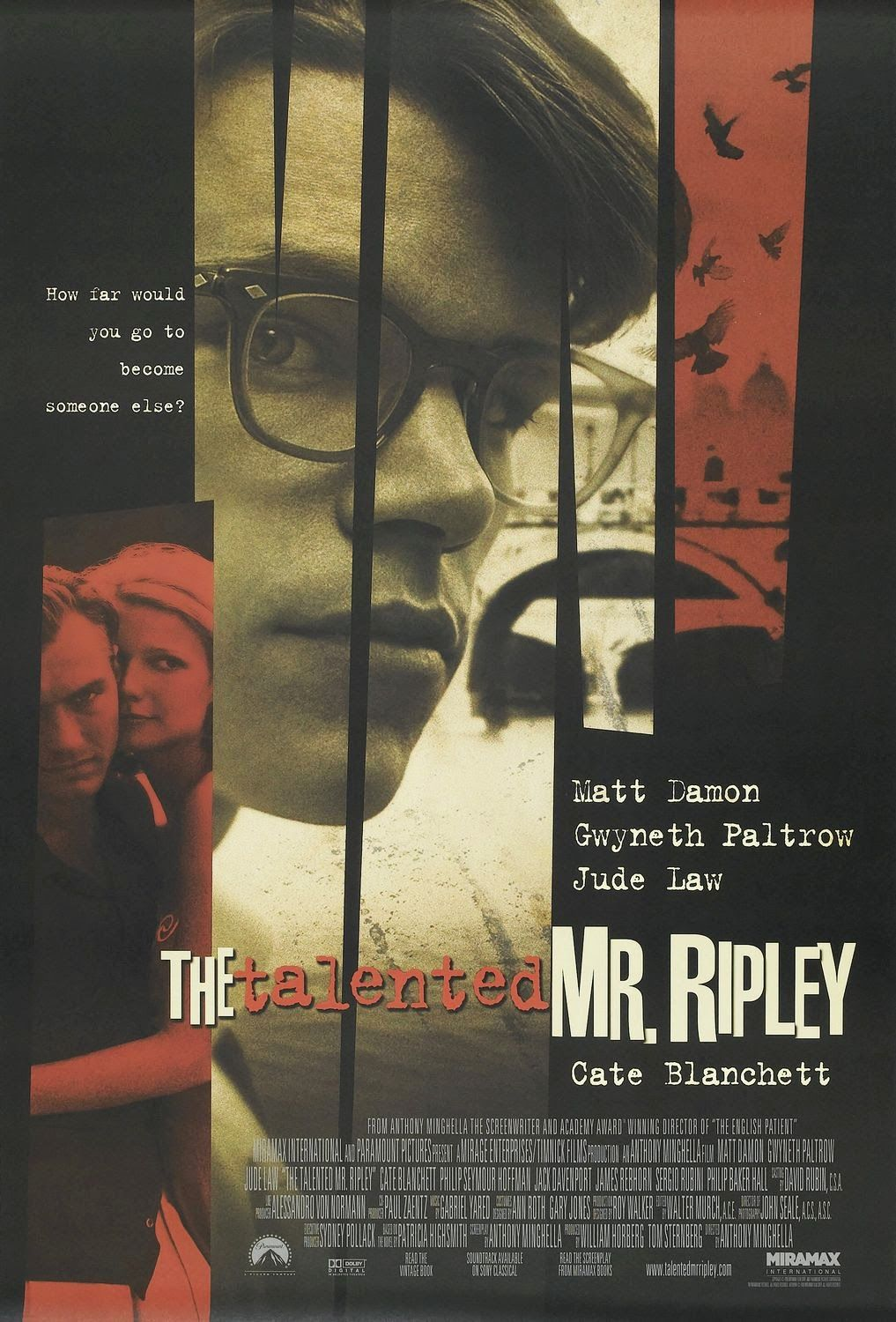 where was the talented mr ripley filmed