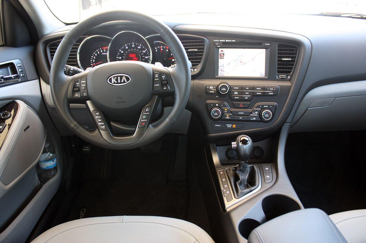 2011 Kia Optima Review Specification New Luxury Car Modifiye Arabalar Arabalar